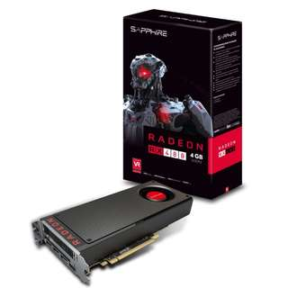 Sapphire RX 480 8GB Reference