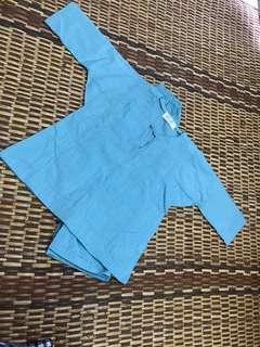 Baju Melayu 6-12mths