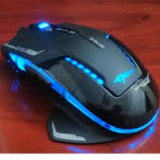 e-blue mazer ii 2500 dpi wireless gaming mouse