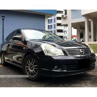 Nissan Sylphy 1.5L- TIP TOP CONDITION! SUPER COMFORTABLE, ECONOMICAL, PREMIUM, HANDSOME! GRAB/RYDEX READY!