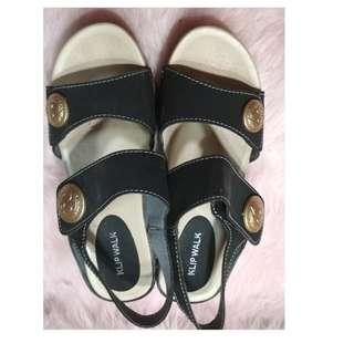 Chunky/Platform Sandals (black)