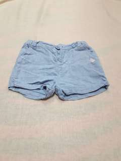 Baby Poney Basic Short Pants