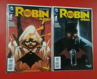 Robin Rises Alpha & Omega