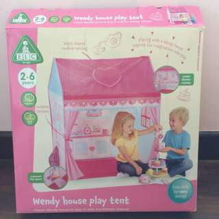 Preloved ELC Wendy House play tent
