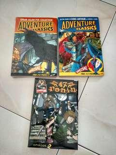 Comics (All for $10)