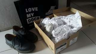 Sepatu Dr Martens size 41 MIT