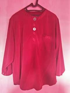 Baju Atasan size XL