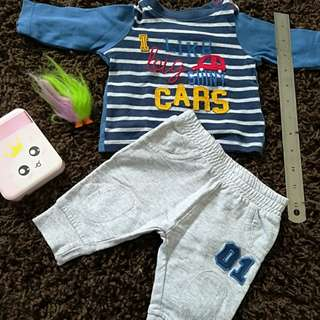 Mothercare First Size Suit