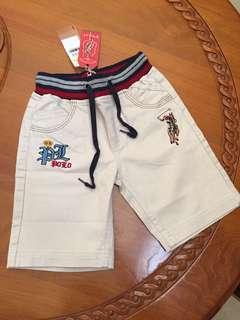 Polo kids short pants
