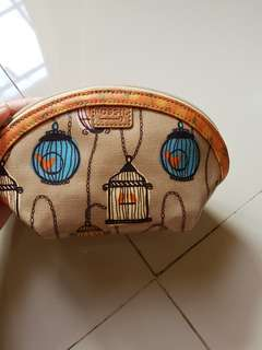 Fossil Keyper Pouch multifungsi (Authentic)