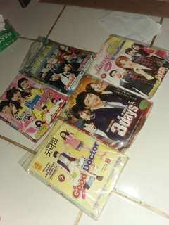 Drama Korea 2500/disc