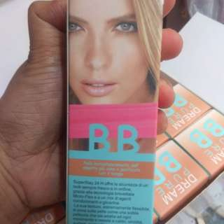 MAYBELLINE BB CREAM SG #01&02