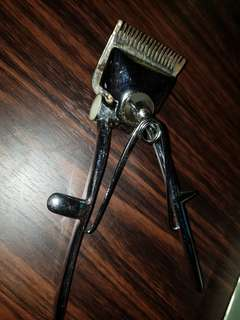 Hair clipper retro hand manual operated