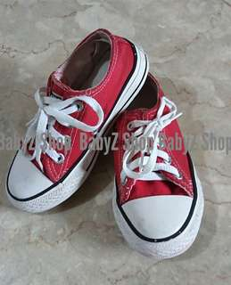 BabyZ Shop Pre~loved converse kids