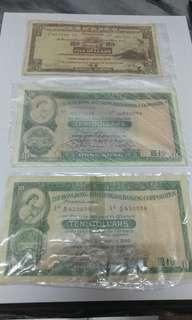 靚號碼之舊幣