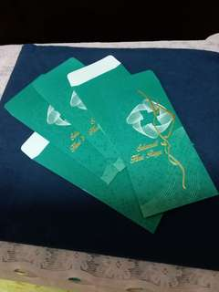 Red Packet, Raya Money Packet, NETS..