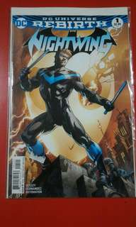 Nightwing #1 Variant