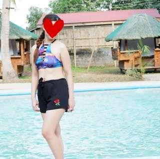 Halter 2pc swimsuit