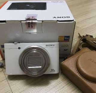 SONY DSC-WX500 (White)