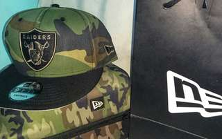 New Era Raiders Cap