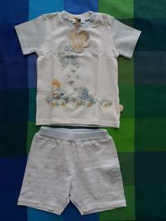 Baby Set 12m New w/tag