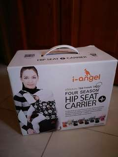 Hip seat + carrier