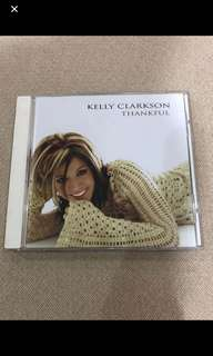 Cd box C5 - Kelly Clarkson