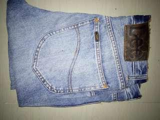 Celana jeans LEE 33-32