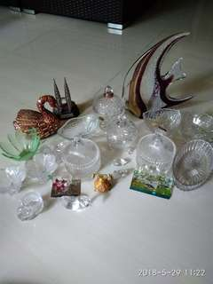 Collectable crystal