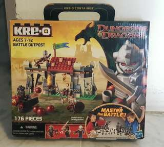 Perfect gifts! Unopened Kre-O sets