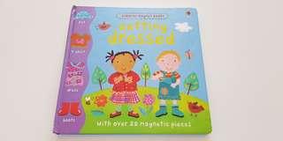 Usborne Magnetic Book