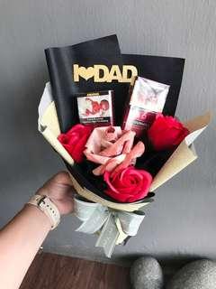 Cigarette➕money rose Bouquet
