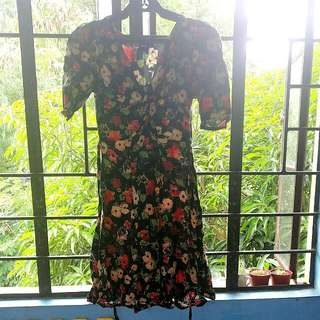 Authentic Asos Floral Dress