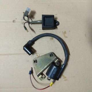 Yamaha RXK CDI And Ignition Coil