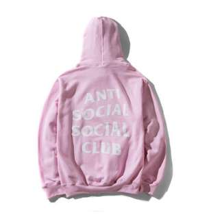 Anti Social Social Club Know you better Hoodie