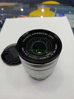 Fuji lens xc 16-50mm f3.5-5.6 OIS II
