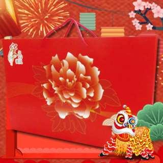 蜜餞/果乾/堅果 年節禮盒 任選三包 原價499元 特價369元【寶島蜜見】