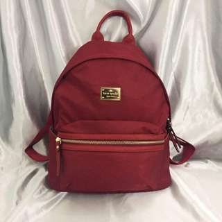 Katespade Plain Backpack