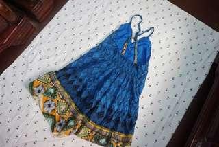 bohemian dress