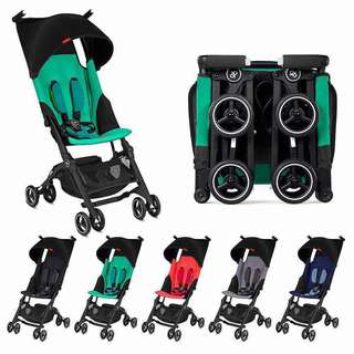 Pockit Plus Canopy Stroller