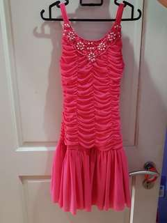 New Pink Dress for 10-12yo