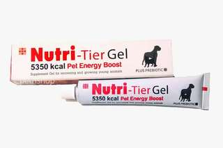 Nutri Tier Gel. Pet Multivitamins