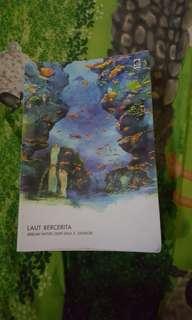 laut bercerita by Leila s. chudori