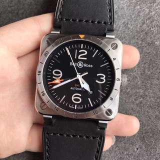 Bell & Ross BR03-93 GMT Miyota Engine 9015