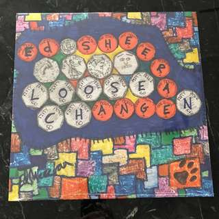 Ed Sheeran- Loose change. Vinyl Lp. New