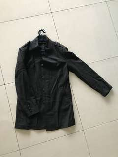 GUESS MEN TRENCH JACKET