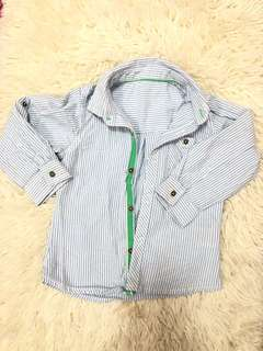 Mothercare Long Sleeve Shirt