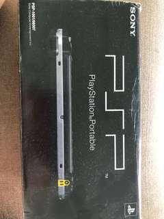 Portable playstation PSP