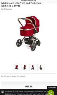 Mothercare Orb stroller