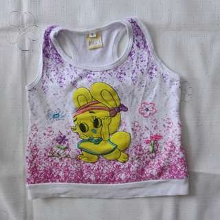 Tweety Sleeveless Top